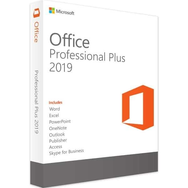 Microsoft Office 2019 license - 1PC - Product image. Buy a Microsoft office 2019 license at Oslicense.co.uk