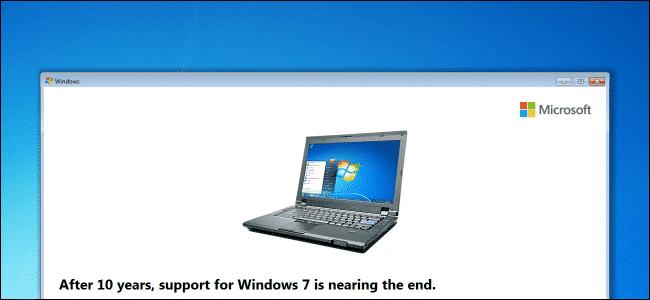 Windows 7 STOPT: Upgraden naar Windows 10 1